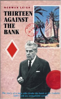 Book cover of the first edition of 'Thirteen against the Bank'