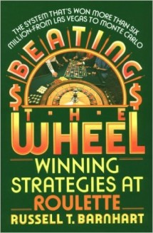Book cover of 'Beating the Wheel.'