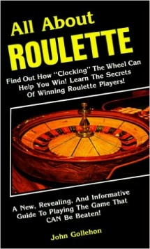 Book cover of 'All about Roulette'