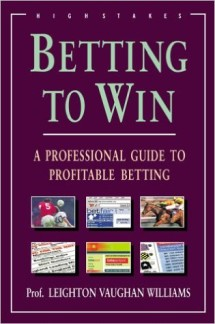 Book cover of 'Betting to Win'