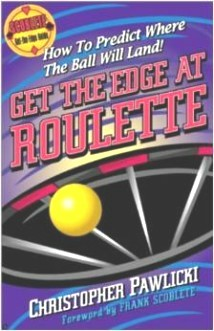Book cover of 'Get the edge at Roulette'