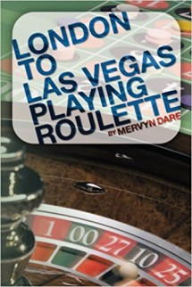 Book cover of 'London to Las Vegas playing roulette'