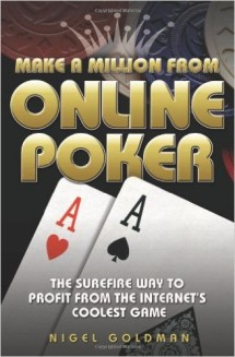 Book cover of 'Make a million from Online Poker'