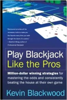 Book cover of 'Play Blackjack like the Pros'