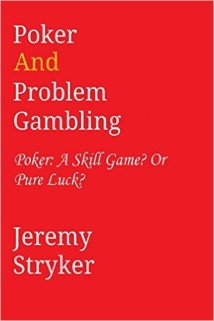 Book cover of 'Poker and Problem Gambling'