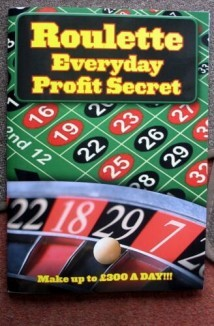 Book cover of 'Roulette, Everyday Profit Secret'